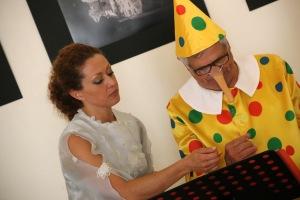 1 Pinocchio non vuole la medicina offerta dalla Fata